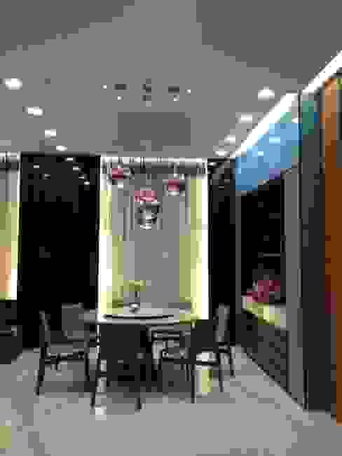 台南(陳公館)新建住宅: 現代  by 三月室內裝修設計有限公司, 現代風