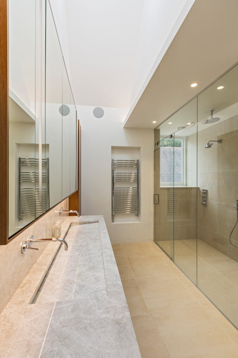 Bathroom Modern bathroom by Studio Mark Ruthven Modern
