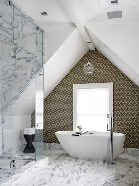 Bathroom by Feldman Architecture, Classic