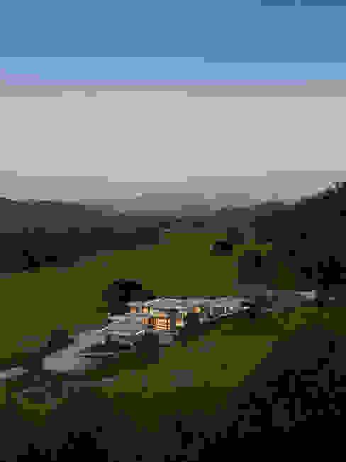 Spring Ranch Modern Houses by Feldman Architecture Modern