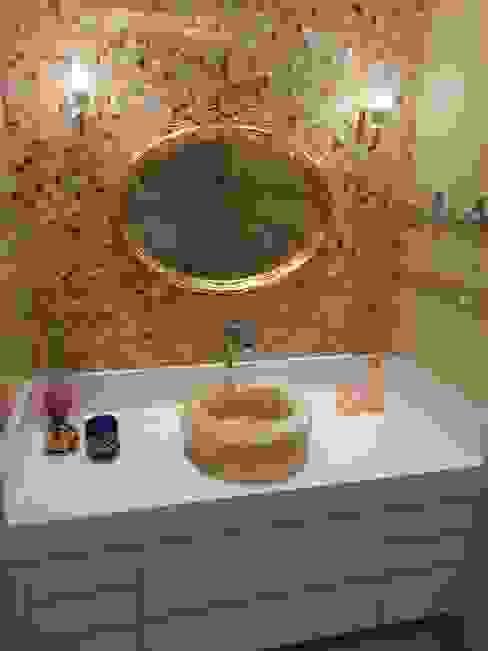 Cintia Abreu - Arquitetura e Interiores Classic style bathroom