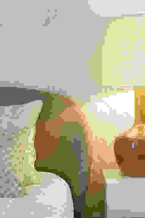 Suite Principal - Pormenor Traço Magenta - Design de Interiores QuartoAcessórios e decoração