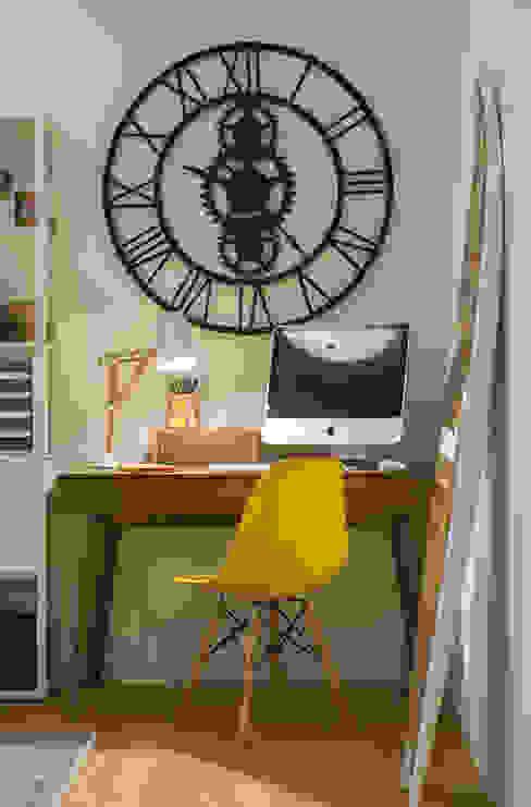 Suite de Rapaz - Pormenor Traço Magenta - Design de Interiores QuartoAcessórios e decoração
