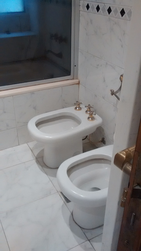 Antes. Baño secundario M2arquitectas