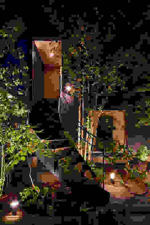 Casas de estilo  de YOKOI TSUTOMU architects,