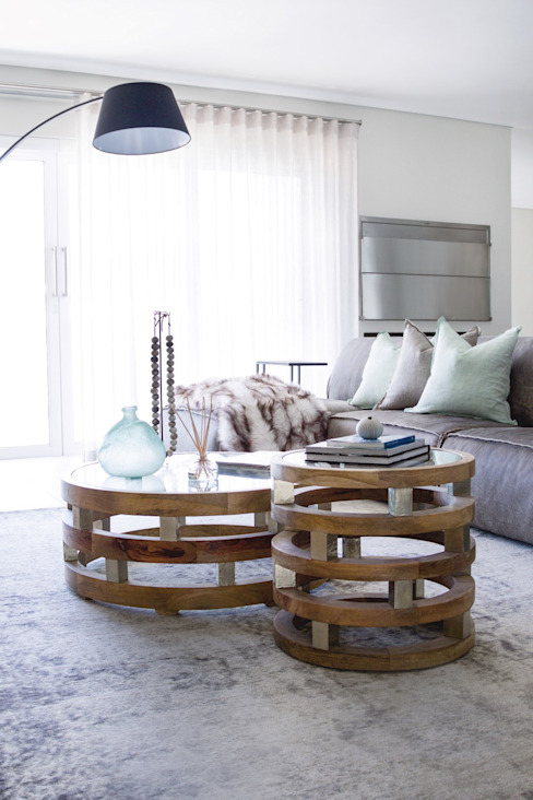Livings de estilo moderno de Salomé Knijnenburg Interiors Moderno