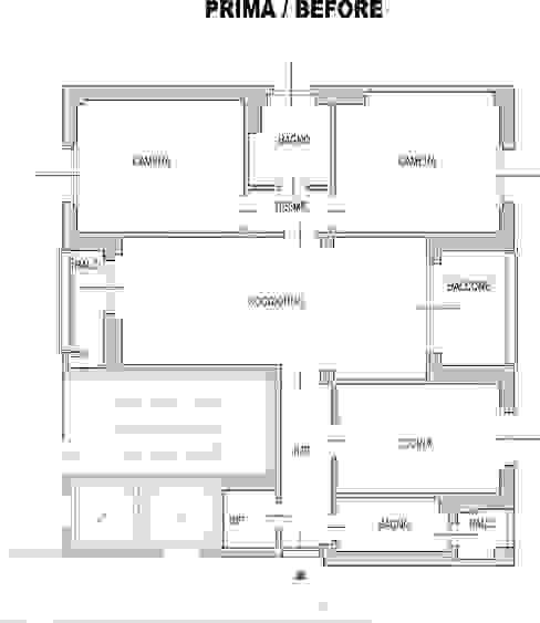 modern  by Laura Galli Architetto, Modern