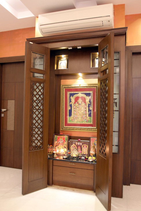 Pooja Room Door Designs Pooja Room: How To Create Pooja Room Designs In Wood Or Plywood