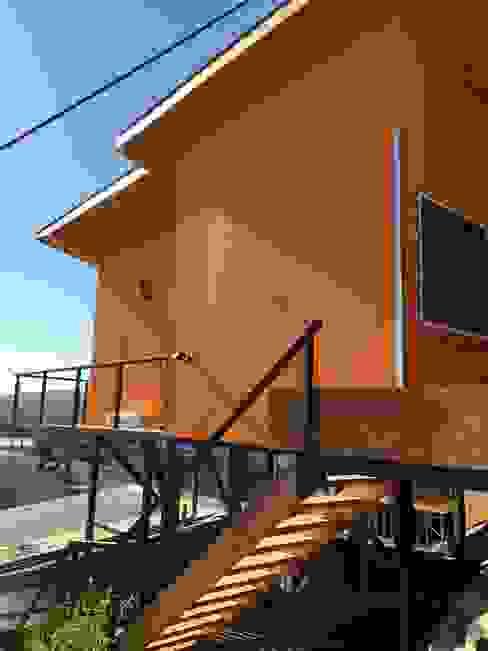 Casa A-V Rodrigo Chávez Arquitecto Casas estilo moderno: ideas, arquitectura e imágenes