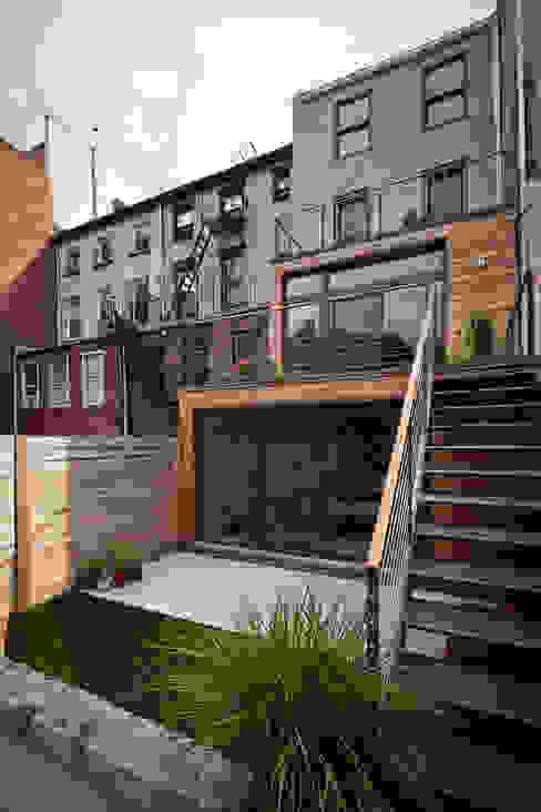 Cobble Hill Townhouse Modern Houses by Sarah Jefferys Design Modern