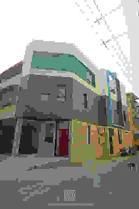 Casas de estilo  por 協億室內設計有限公司,