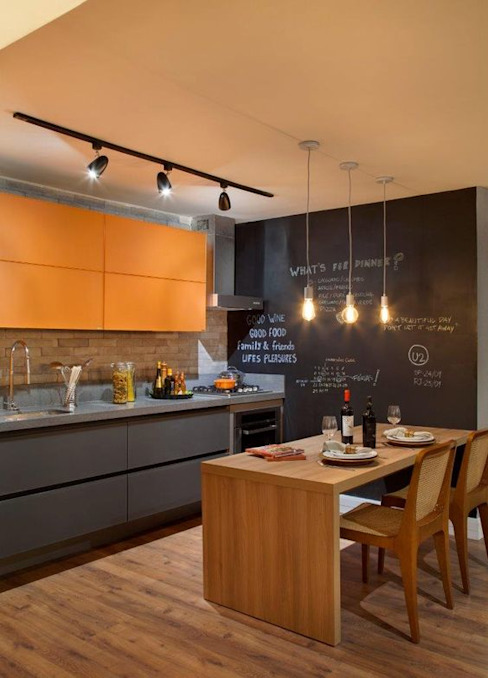 Kitchen No Place Like Home ® Cozinhas modernas
