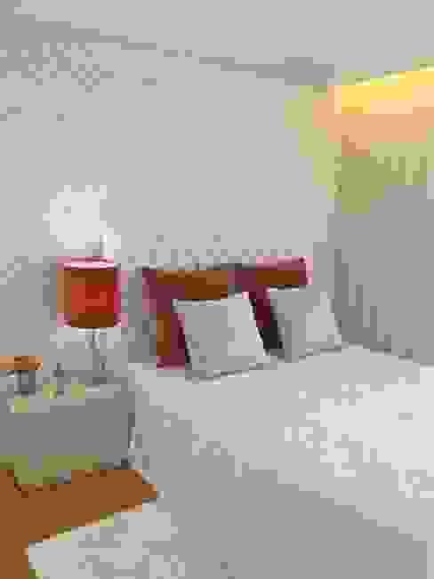 غرفة نوم تنفيذ NOZ-MOSCADA INTERIORES