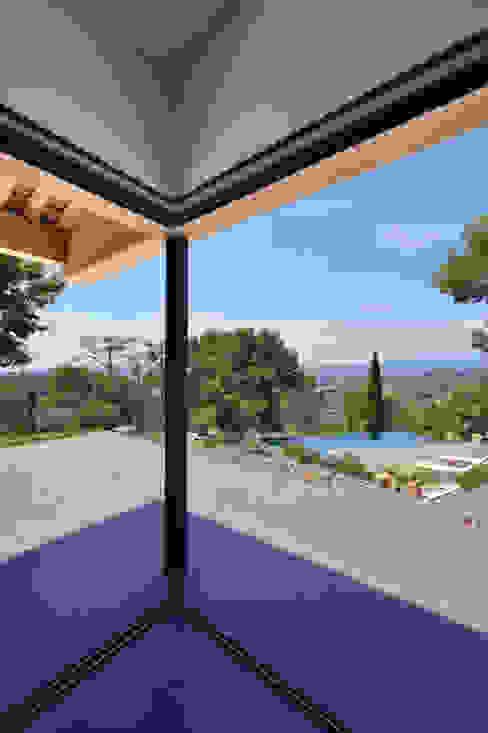 Création Maison / Le Beausset Atelier Jean GOUZY Salon méditerranéen