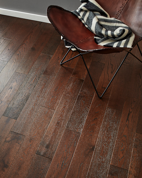 Walls by Woodpecker Flooring, Rustic Solid Wood Multicolored