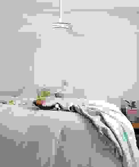 CASA BRUNO ventilador de techo Climate blanco de Casa Bruno American Home Decor Moderno