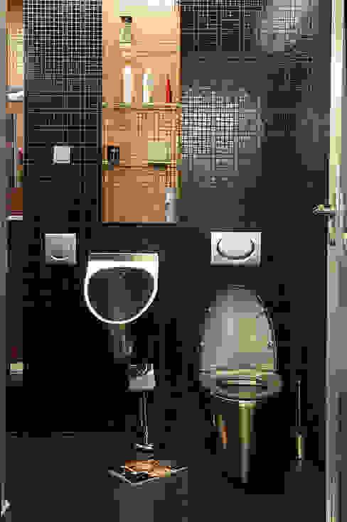 Salle de bain moderne par Архитектор и дизайнер Михаил Топоров Moderne