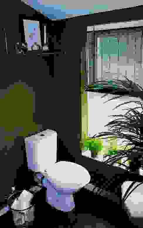Portfolio Phòng tắm phong cách nhiệt đới bởi Louise Ives-Wilkinson Design Nhiệt đới