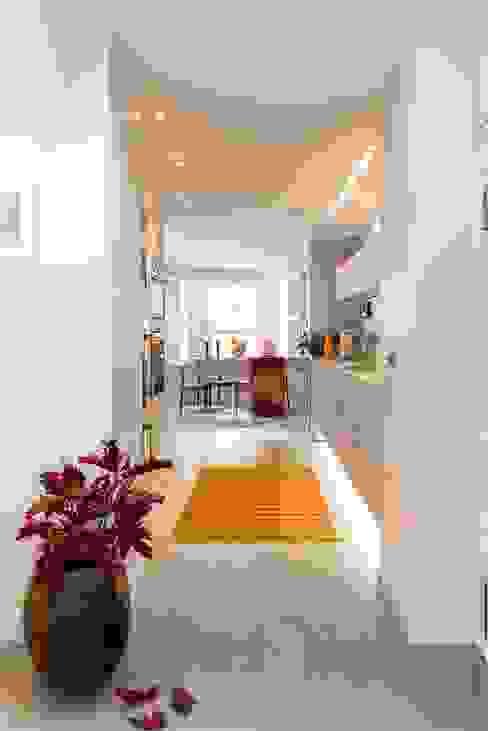 Maisonette in Maida Vale Modern kitchen by Studio 29 Architects ltd Modern