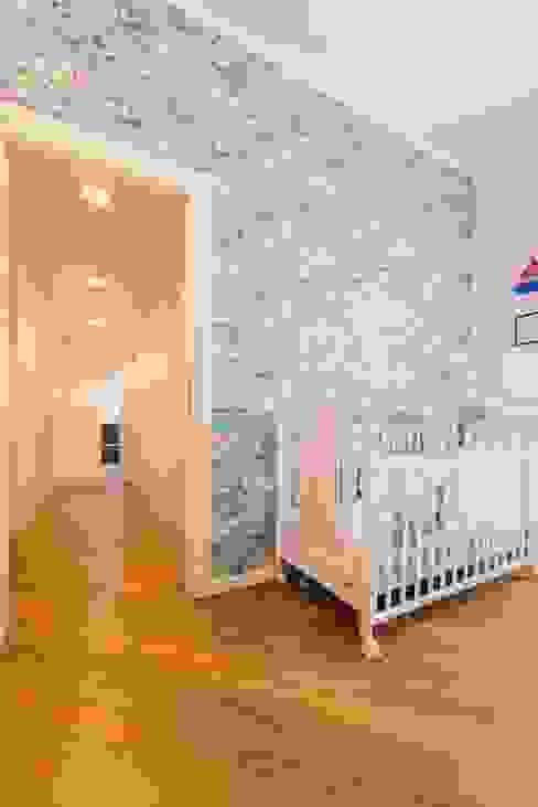 Camera del bambino Amodo Stanza dei bambini moderna