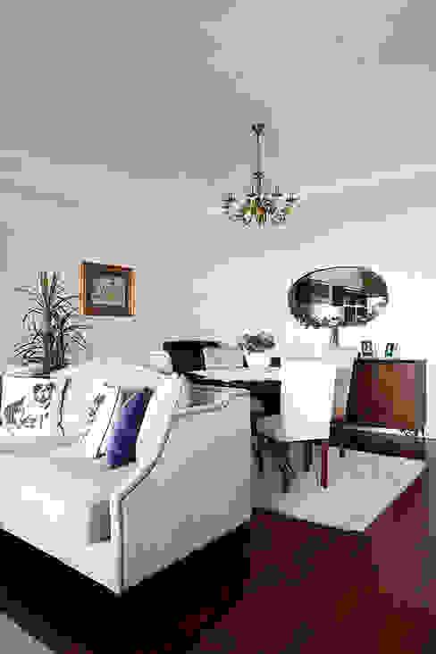 Akasya Residence 2 Klasik Oturma Odası Öykü İç Mimarlık Klasik