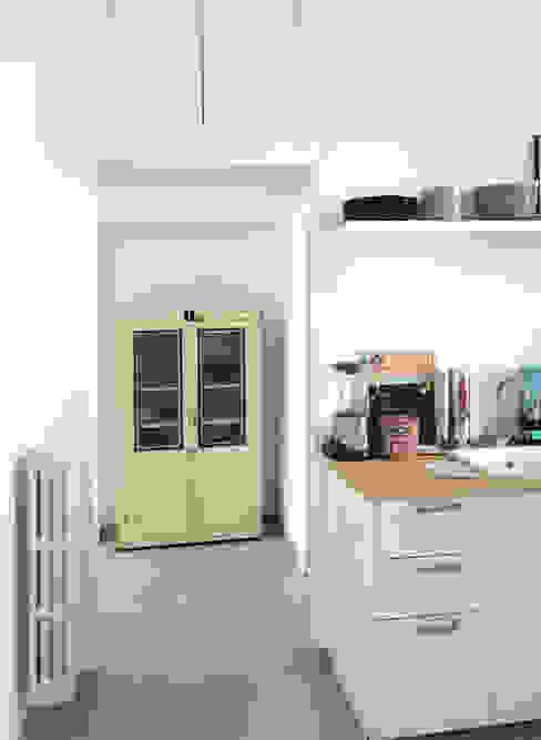 ArchEnjoy Studio Kitchen Concrete Grey