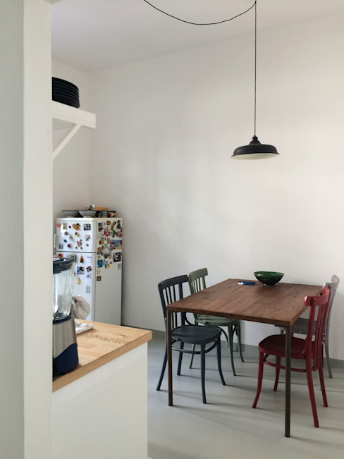 ArchEnjoy Studio Kitchen Wood Grey