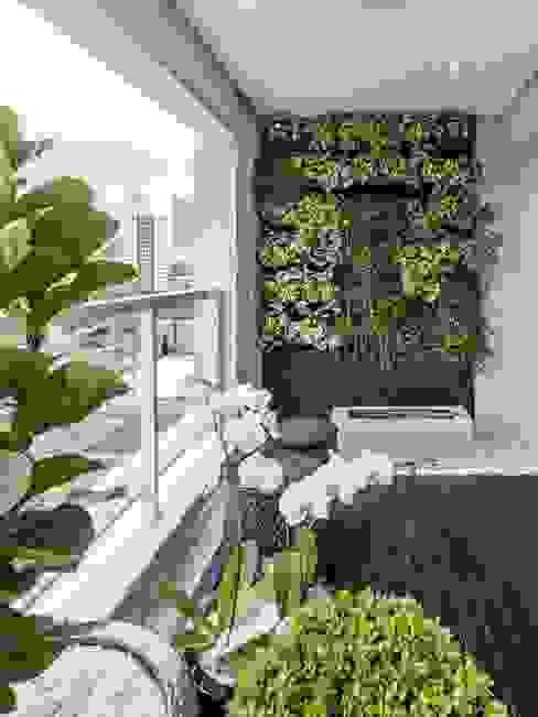 Apartamento Icon Jardins modernos por Felipe Mascarenhas Paisagismo Moderno