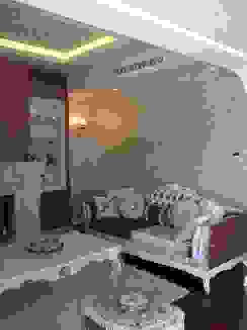 غرفة المعيشة تنفيذ Attelia Tasarim, كلاسيكي