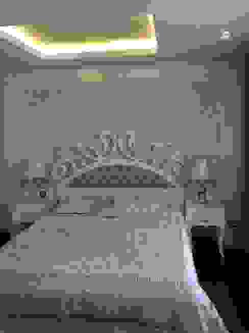 غرفة نوم تنفيذ Attelia Tasarim, كلاسيكي