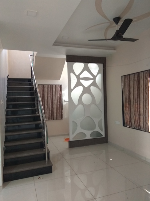 Proposed Interior Of Bungalow. KANAKIA INTERIOR AND CONSULTANCY Modern living room