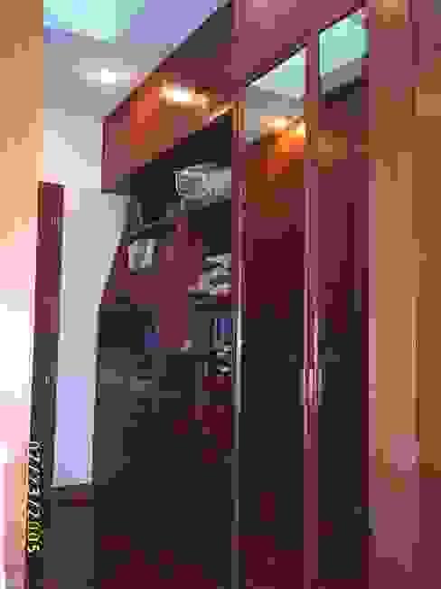 Phòng thay đồ by SG Huerta Arquitecto Cancun