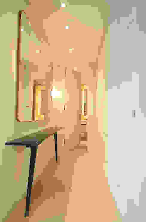 de nataliagerigk - interior spaces Moderno