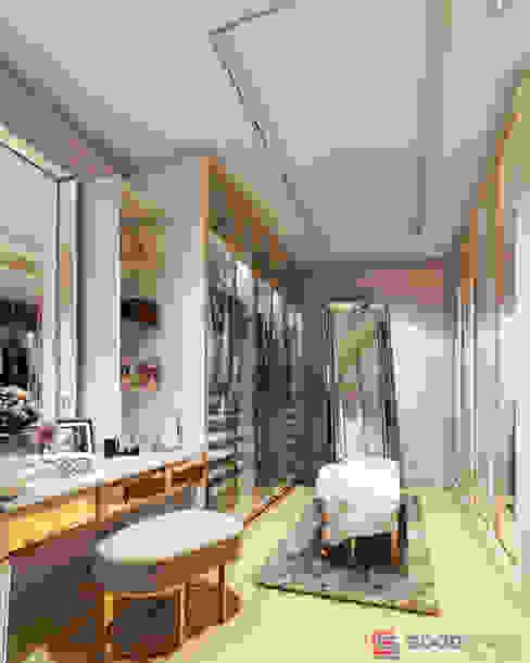 ตกแต่งภายใน: คลาสสิก  โดย Glam interior- architect co.,ltd, คลาสสิค กระจกและแก้ว