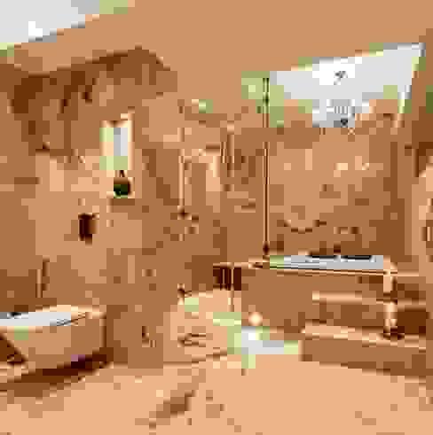 master bathroom Modern bathroom by homify Modern