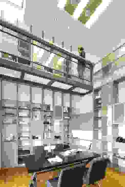 Ruang Studi/Kantor Modern Oleh 大也設計工程有限公司 Dal DesignGroup Modern