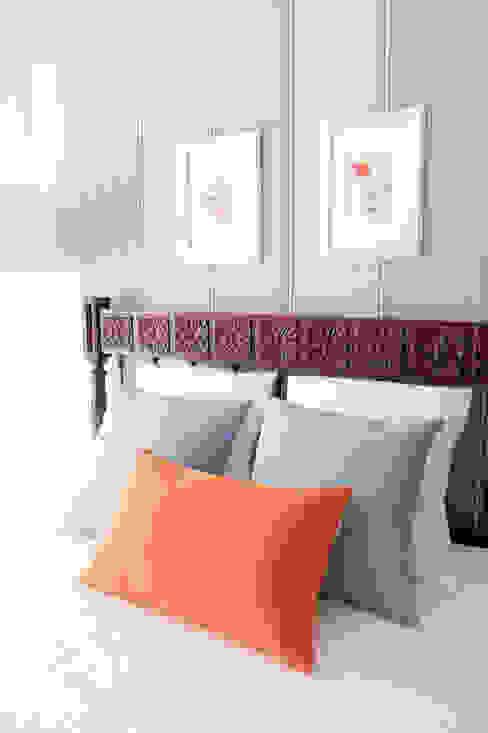 Mediterranean style bedroom by maria inês home style Mediterranean