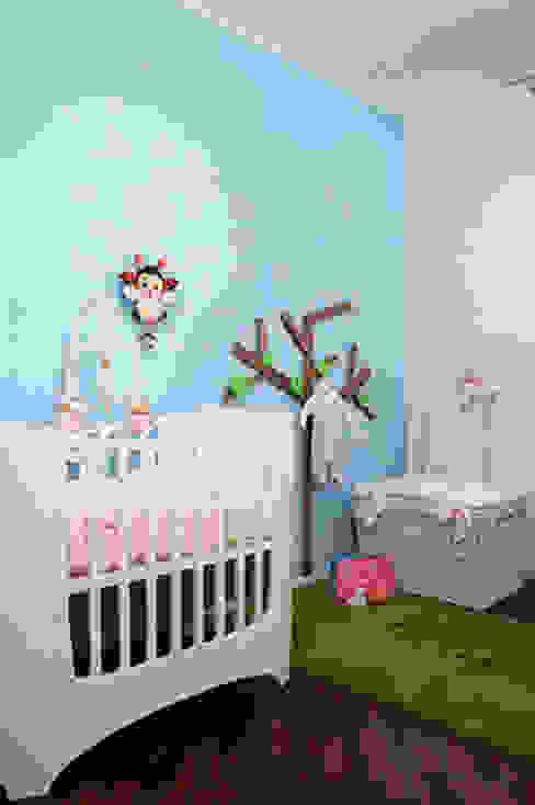 zerbini villani architetti Dormitorios infantiles de estilo moderno