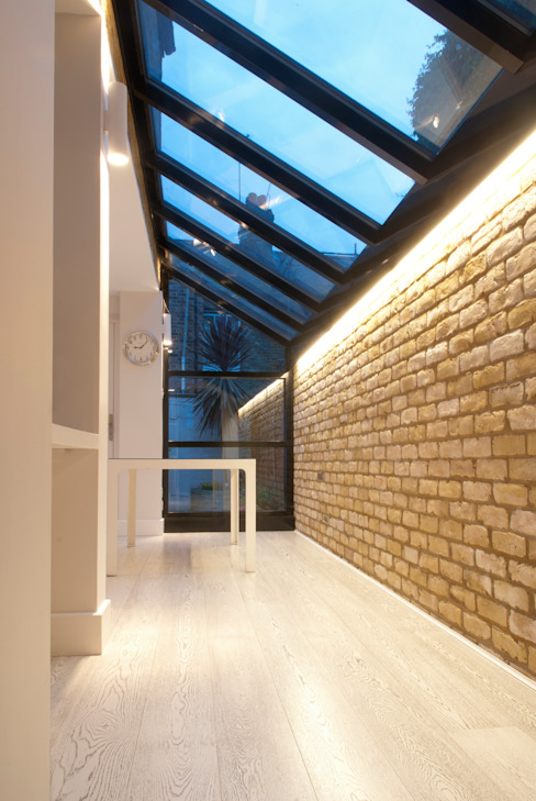 Skylights by homify, Modern