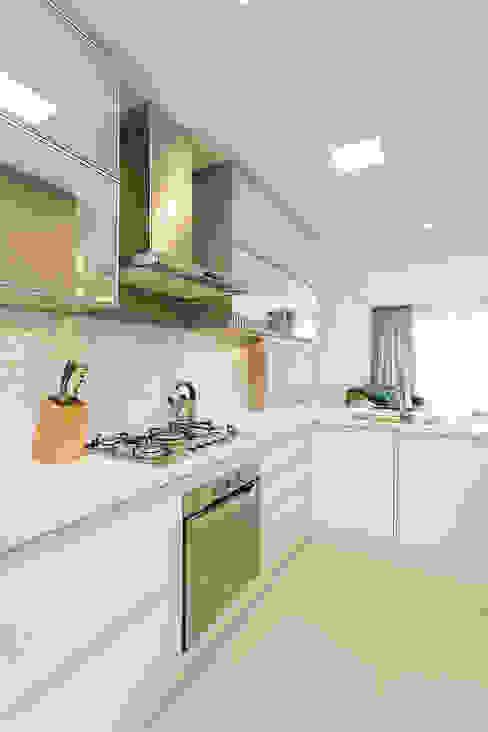 Dapur Modern Oleh Juliana Agner Arquitetura e Interiores Modern