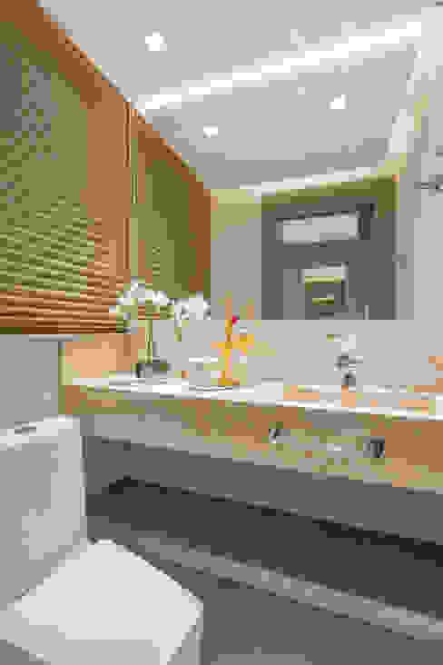 Bathroom by Juliana Agner Arquitetura e Interiores, Modern