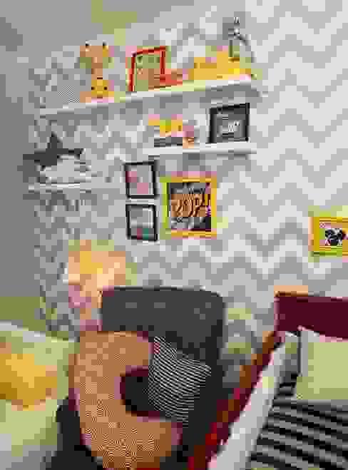 Modern nursery/kids room by Studio 262 - arquitetura interiores paisagismo Modern