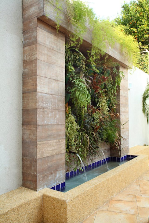Garajes de estilo rústico de Studio 262 - arquitetura interiores paisagismo Rústico