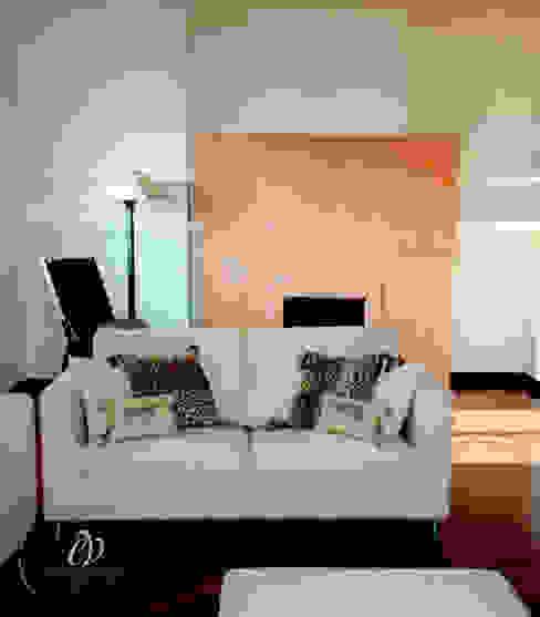 Emanuela Volpicelli Interior Designer Modern living room