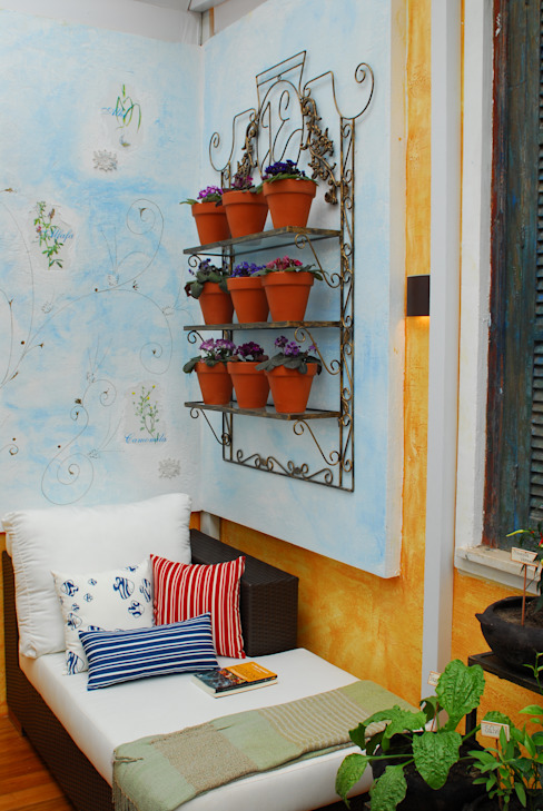 eclectic  by Adriana Baccari Projetos de Interiores, Eclectic