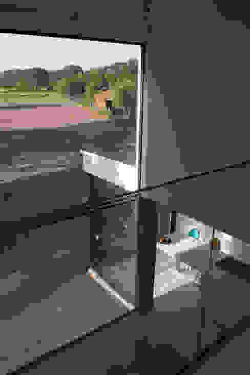 house VC-P Comedores minimalistas de Niko Wauters architecten bvba Minimalista