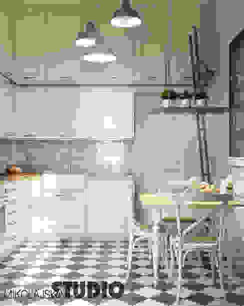 Kitchen by MIKOLAJSKAstudio