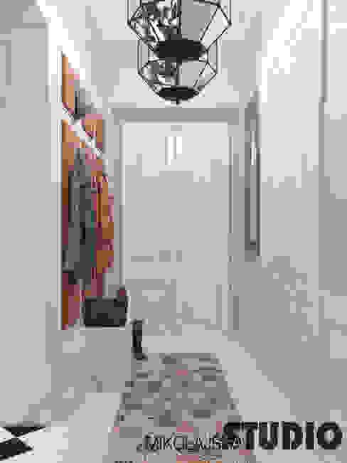 Corridor & hallway by MIKOLAJSKAstudio