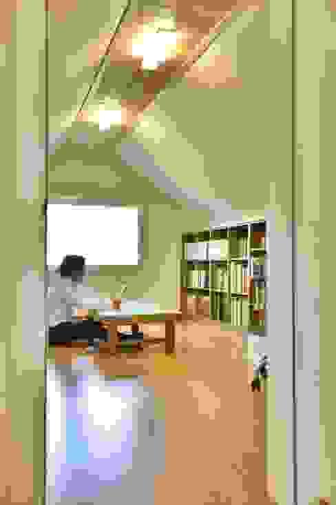 Modern study/office by Goodhaus Modern