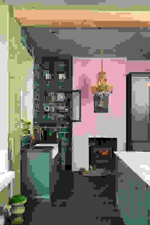 كلاسيكي  تنفيذ deVOL Kitchens, كلاسيكي خشب Wood effect
